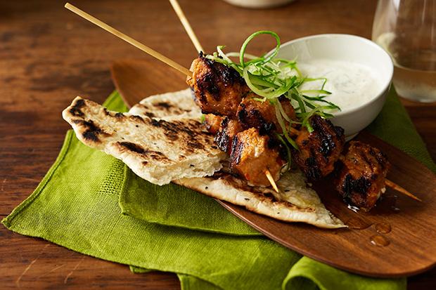 Tandoori Pork on the Outdoor Grill Recipe | Yummly