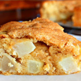 Somerset Apple Cider Cake