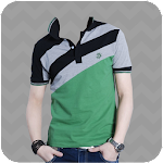Man In T-Shirt Photo Suit 1.1 Apk