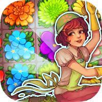 Blossom Jam: Flower Shop For PC (Windows And Mac)