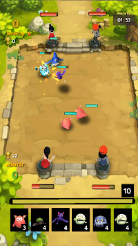 Monster Ball GO apk screenshot