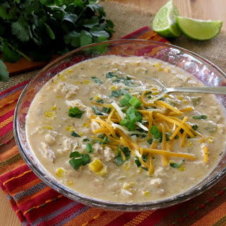 Creamy White Bean Chicken Chili