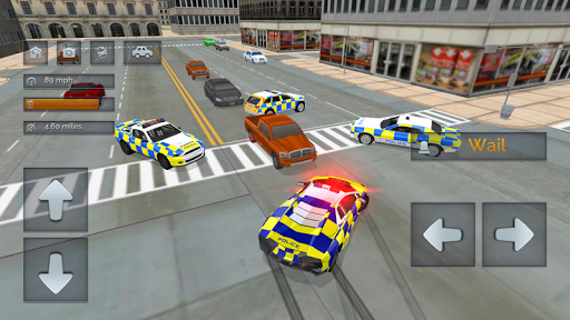 Police Car Driving vs Street Racing Cars For PC