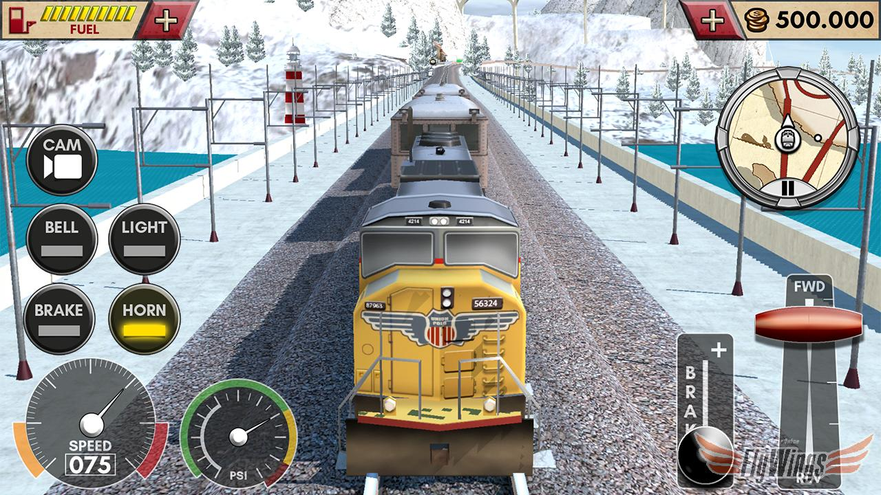 Train Simulator 2016 HD Screenshot 1