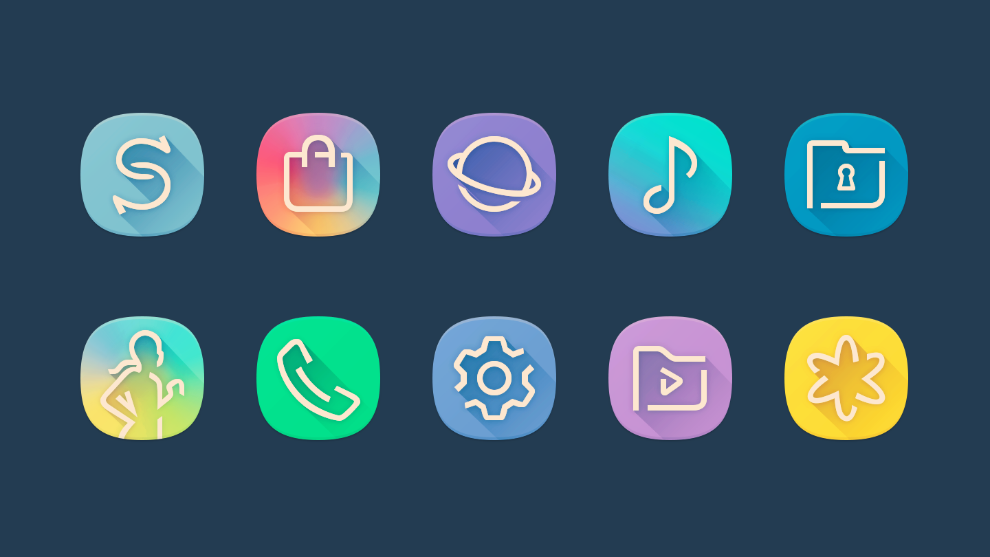 Halo - Free Icon Pack Screenshot 6