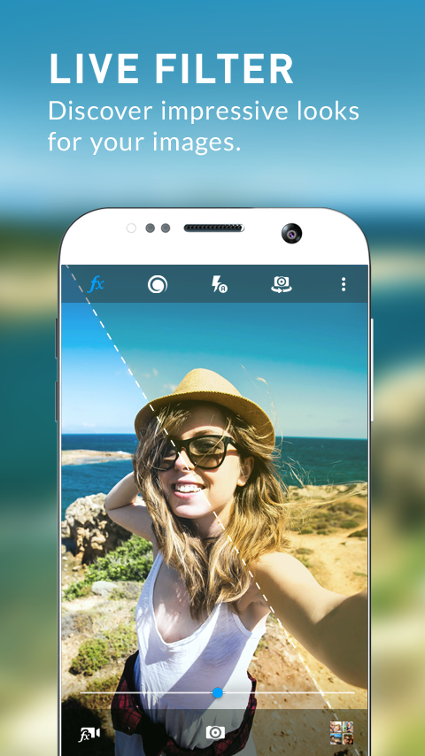 Camera MX - Photo, Video, GIF Screenshot 3