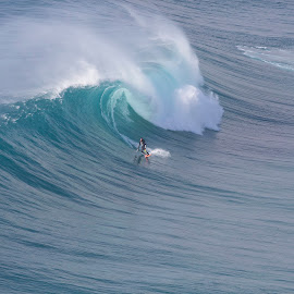 go big or go home by Eurico David - Sports & Fitness Surfing