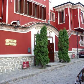 Plovdiv-Old Town by George Rashevski - Buildings & Architecture Other Exteriors