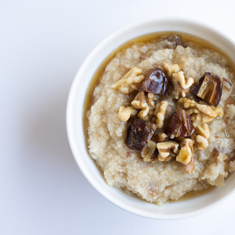 Maple Date Cream of Rice Hot Cereal