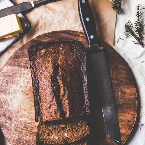 Spiced Brown Butter Banana Bread [GF]
