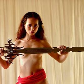 by William Wu - Nudes & Boudoir Artistic Nude