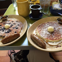 Can't choose which gluten free pancake? Try them all!