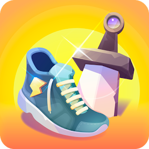 Fitness Fantasy - Pedometer + RPG for Android