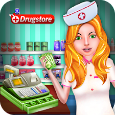 Doctor Store Cash Register