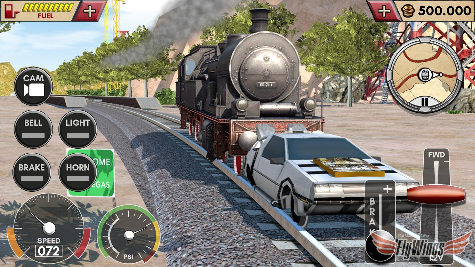 Train Simulator 2016 HD Screenshot 9
