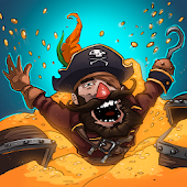 Download Clicker Pirates - Tap to fight APK to PC