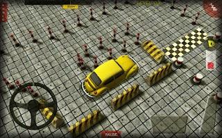 Screenshot of Car Driver 2 (Hard)