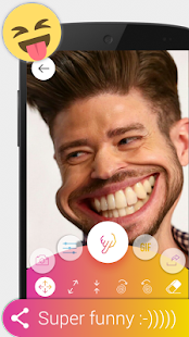 App Photo Warp APK for Kindle