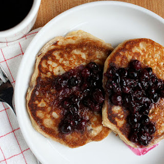 Sour-Milk Griddle Cakes