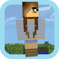 Girlfriend in Minecraft PE