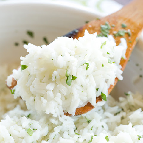 Copycat Chipotle Cilantro-Lime Rice
