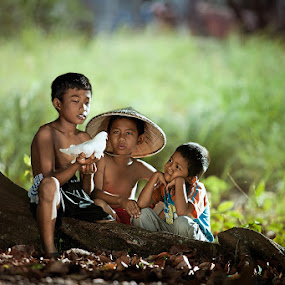 Kids of Malaysia by Zulkifli Omar - Babies & Children Children Candids ( children, people, portrait )