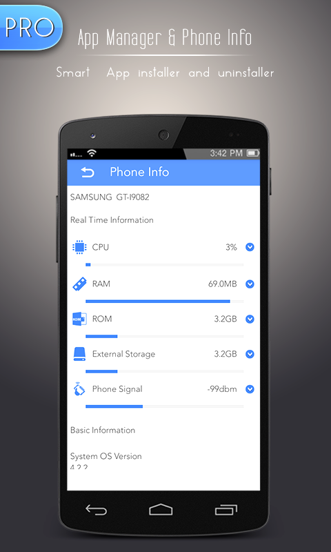 Phone Speed Booster Pro Screenshot 6