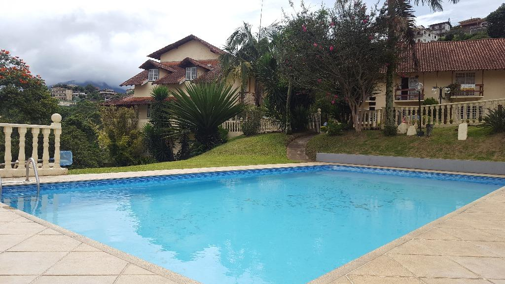 Casa à venda em Teresópolis, Cascata Guarani