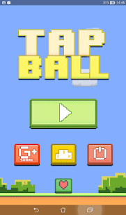 Tap Ball - screenshot
