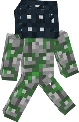 an edit of an mob spawner skin