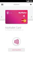 Screenshot of MyWallet by Telekom