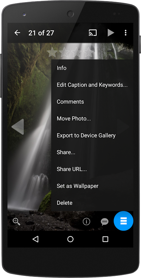 pFolio for Google Photos Screenshot 2