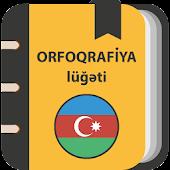 Orfoqrafiya lüğəti - offline