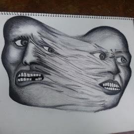 by Nada MaBrok - Drawing All Drawing