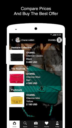 Merci My Bag: Handbag Shopping screenshot 2