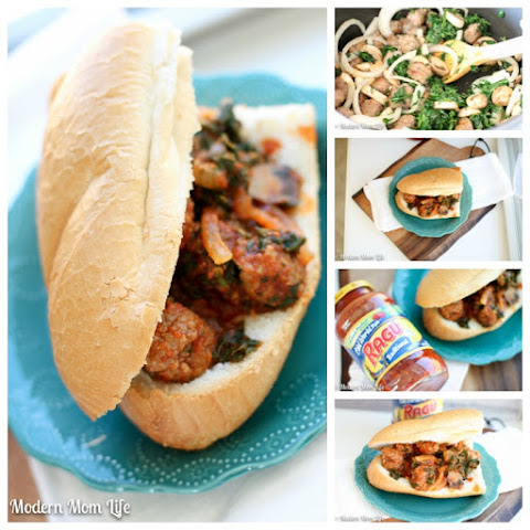 Homemade Tuscan-Style Sausage Sandwiches