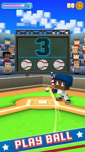 Blocky Baseball apk screenshot