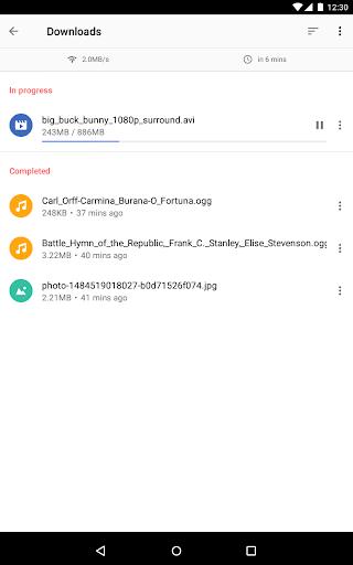 Opera browser - news & search screenshot 22