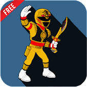P ⚡ R Super Power Ninja Steel Rangers Ranger hero APK Descargar