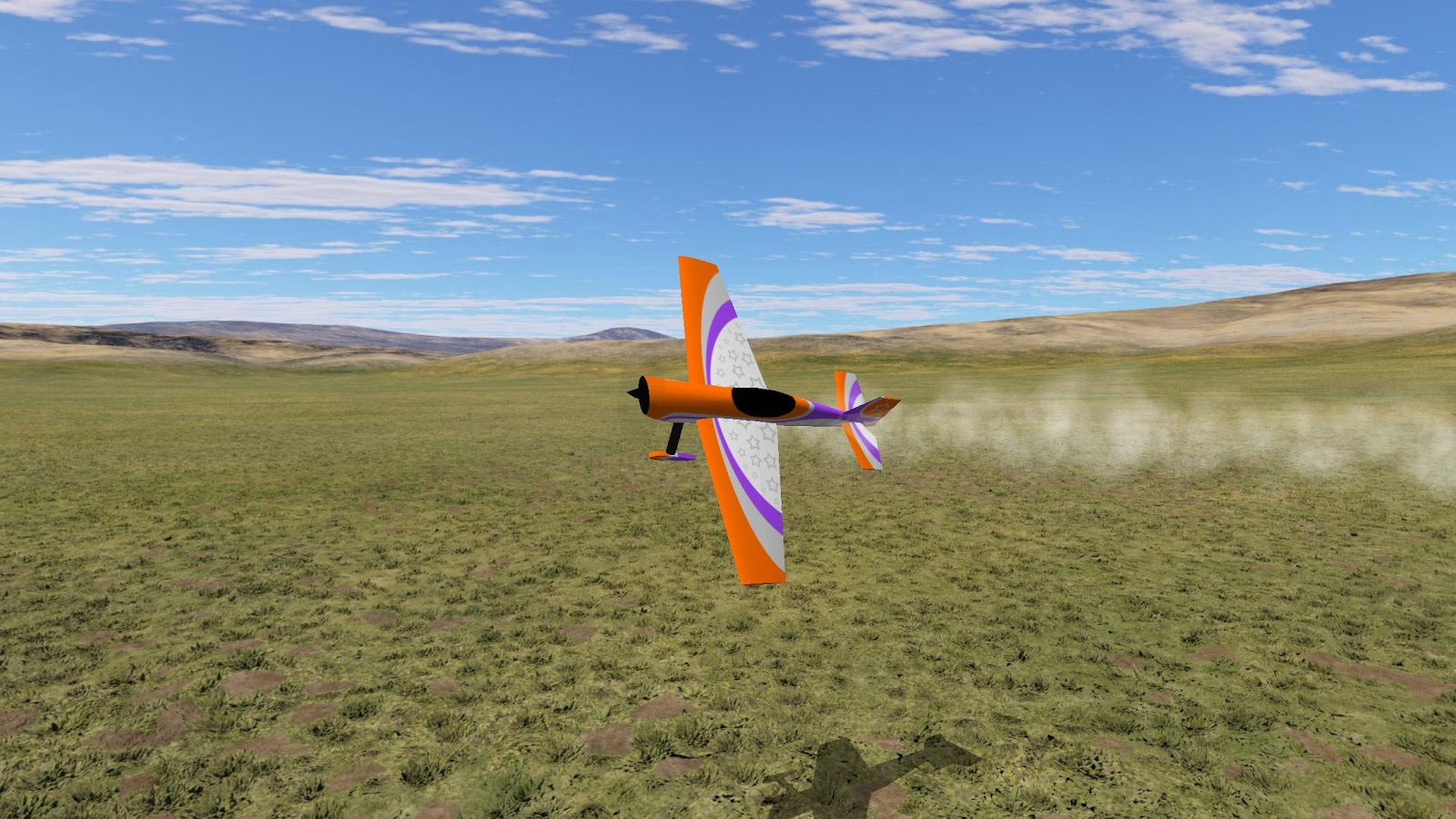 PicaSim: Flight simulator Screenshot 0
