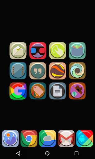 A-One icon pack - screenshot