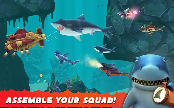 Hungry Shark Evolution APK screenshot thumbnail 15