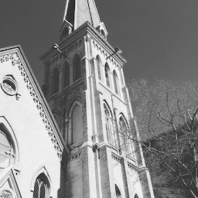 Church by Suzette Christianson - Buildings & Architecture Places of Worship (  )