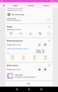 Period & Ovulation Tracker APK for Bluestacks