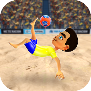 Beach Soccer Pro - Sand Soccer Icon