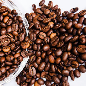 Coffee Beans by Kamlesh Kumar - Food & Drink Ingredients ( ingredients, beverage, beans, drink, coffee, caffine )