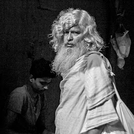 The Saint by Ritwik Ray - People Street & Candids ( portrait, street photography )