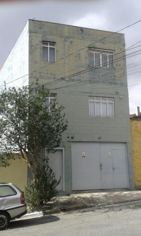Galpão à venda, Vila Stela, São Paulo