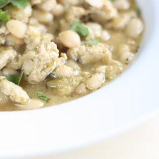 White Turkey Chili Recipes