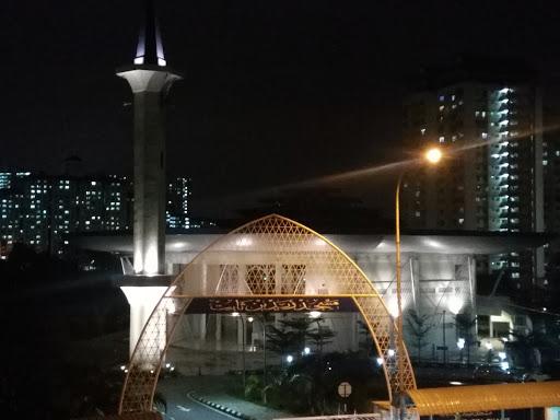 Portal Masjid Zaid Bin Thabit Ingress Tracker